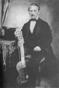 Napoléon Coste - Photo